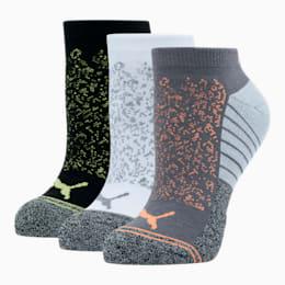 Women's Low Cut Socks [3 Pack]